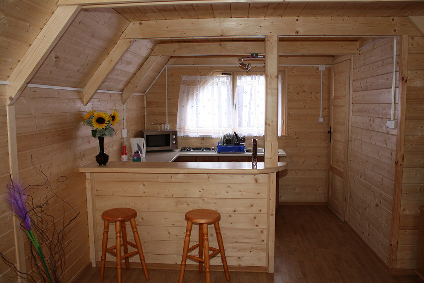Galeria wnętrza TALBUD - domy z drewna, domy drewniane, mieszkalne, szkieletowe, rekreacyjne ...